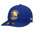 NEW ERA NBA 59FIFTY FITTED LOW PROFILE GOLDEN STATE WARRIORS