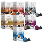 NESCAFE DOLCE GUSTO COMPATIBLE  PODS 6 BOXES of 16 CAPSULES (96 Pods total)