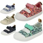 Clarks Infant Girls Machine Washable Summer Doodles - Halcy Hati