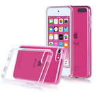 New Ultra Thin Clear Anti Print Soft Gel skin case cover For Ipod Touch 5 6G