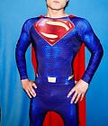 High Quality Superman Dawn Of The Justice 3D Printing and Muscle Shading Costume