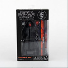 Star Wars Darth Maul 6 inch Black Series Model New In Box $13.99 USD on eBay