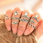 FAB VALUE  Women's Knuckle Finger Rings Many Styles Gold or Silver (JR22)