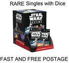 Star Wars Destiny TCG - Spirit of the Rebellion - Rare Card Singles with Dice