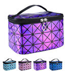Travel - Women Multifunction Travel Cosmetic Bag Makeup Case Pouch Organizer US Warehouse