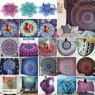 Mandala Tapestry Hippie Wall Hanging Bohemian Bedspread Throw Towel Dorm Decor