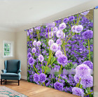3D Lush Flowers 17 Blockout Photo Curtain Printing Curtains Drapes Fabric Window