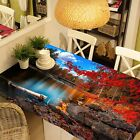 3D Peace Lake 119 Tablecloth Table Cover Cloth Birthday Party Event AJ WALLPAPER