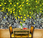 3D Stones Flowers 885 WallPaper Murals Wall Print Decal Wall Deco AJ WALLPAPER