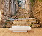3D Alley Stairs 1058 WallPaper Murals Wall Print Decal Wall Deco AJ WALLPAPER