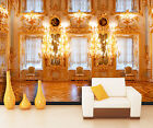 3D Luxury Palace 827 WallPaper Murals Wall Print Decal Wall Deco AJ WALLPAPER