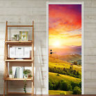 3D Mountain Sunset Door Wall Mural Photo Wall Sticker Decal Wall AJ WALLPAPER AU