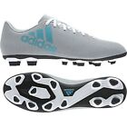 Adidas Men's X 17.4 FxG Soccer Shoes White/Energy Blue S82399 Sz 8 - 11