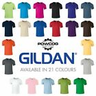 Children's Gildan Softstyle® Gildan 100% Cotton T-Shirt Plain T Shirt Kids Tee