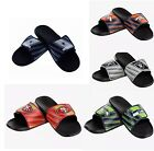 NFL Officially Licensed Mens Legacy Sport Slide Sandals - Pick Your Team