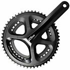 Shimano 105 5800 Compact Chainset, 11-speed - 50 / 34T Black Boxed