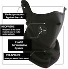 Black Snowboard Motorcycle Bicycle Winter Neck Warmer Warm Sport Face Mask LOT