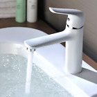 Water Taps Mixer Basin For Kitchen Bathroom Basin Faucet Multi Colors Hot & Cold