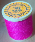 Danville's,  Depth Ray,  Fluorescent Nylon Wool,  10 Yard Spools,  Various Colors
