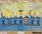"Gaming Heads Fallout Vault Boy 5"" Science Bobblehead NIB Vault-Tec Pip Boy"