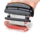 Manual Meat Tenderizer 48 Stainless Steel Blades Steak Chicken BBQ Grill