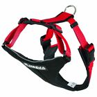 NEEWA Dog Running Harness Collar Pet Leash Dogs Leads Jogging - Red