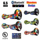 Hoverboard UL Listed 2-Wheel Self Balancing Electric Scooter Bluetooth&LED Light