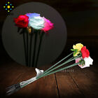 Warm White USB LED Rose Artificial Flowers Lights Bedroom Indoor Christmas Decor