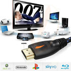 v1.4 HDMI CABL 15FT W/Ethernet For BLURAY 3D DVD PS3 HDTV XBOX LCD HD DVD 1080P