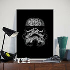 Stormtrooper Star Wars Movie Poster Canvas Art Prints Home Wall Decoration $7.74 CAD
