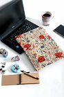 "Poppies 11"" 12"" 13"" MacBook Air Pro Retina Case Sleeve Cover Bag Handmade"