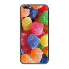 Cute Sweets Food Real soft sweets Phone Case Cover For iPhone Samsung LG F02695