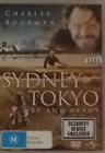 Sydney To Tokyo - By Any Means ( DVD 2-Disc Set) Charley Boorman - R4- australia