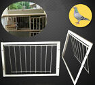 80x26cm Wires Bars Frame Racing Pigeon Entrance Fantail Tumbler Loft Supply $