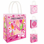 HEN NIGHT PARTY BAGS Hen Party Goody Bags / Paper Bags / Gift Bags Pink