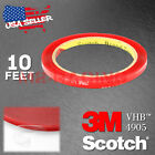 Genuine 3M VHB # 4905 Clear Double-Sided Tape 1/4