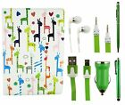 Universal Accessory Bundle Case Pack for Medion LifeTab X10311 10.1 Inch HD Tab
