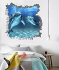 3D Sea Dolphins 370 Wall Murals Wall Stickers Decal Breakthrough AJ WALLPAPER AU