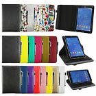 Universal 360° Rotating Wallet Case Cover fits NPole NT101 10.1 Inch Tablet