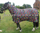 100g Combo Bubble Turnout Rug All Sizes 4'6-7'0 Pony Cob Full