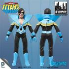 THE NEW TEEN TITANS NIGHTWING; retro mego  8 INCH ACTION FIGURE NEW LOOSE