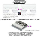 Andis CeramicEdge Replacement CUTTER*Fits Oster A5,Most Wahl,Geib Clipper Blades