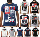 MUHAMMAD ALI 1942-2016  / Men, White, Black, Fume, Navy, Grey T-Shirt