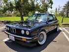 1988+BMW+3%2DSeries+Black+Leather+Interior