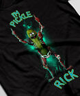 Rick and Morty Shirt Invincible Pickle Rick  Mens S-4XL Graphic T-Shirt Gift