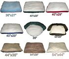 Pet Beds/Nest/Dog Mattress Large, Extra large DIY empty NEW washable comfortable