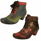 Ladies Rieker Ankle Boots - Y7213