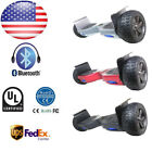 Bluetooth 8.5 inch Off-Road 2 Wheels Self  Smart Balancing Electric Scooter