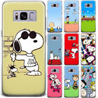 Cute Cartoon Snoopy Bird Charlie Brown Funny Phone Case Cover For Samsung Google