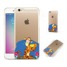 New Tigger Winnie The Pooh Friends Phone Case Cover For iPhone Samsung LG TTH8-1